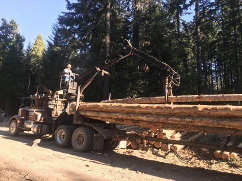 log-truck